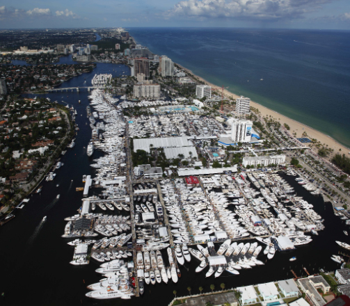 FLIBS Debut for Cox Powertrain