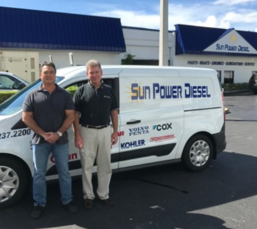 South Florida Diesel Specialist Named as Cox Distributor in Key Target Region
