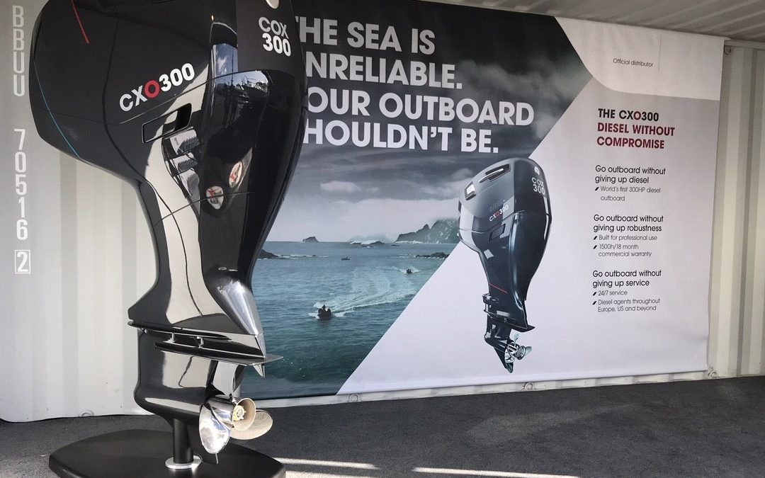 New Zealand's Sports Marine join Cox's Global Distributor Line Up