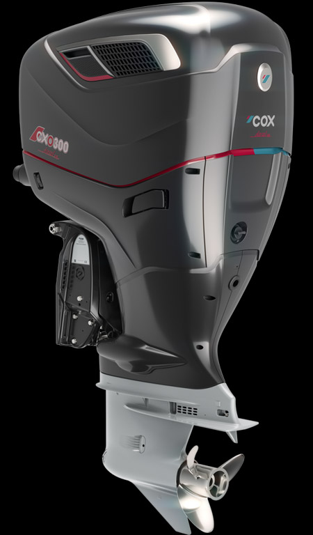 Cox Marine | The World's Most Powerful Diesel Outboard Engine