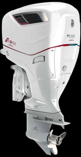 Cox Marine | The CXO300 Diesel Outboard Engine
