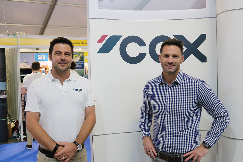 Cox Names Seascape Marine Services as Distributor for South Africa and South Sahara