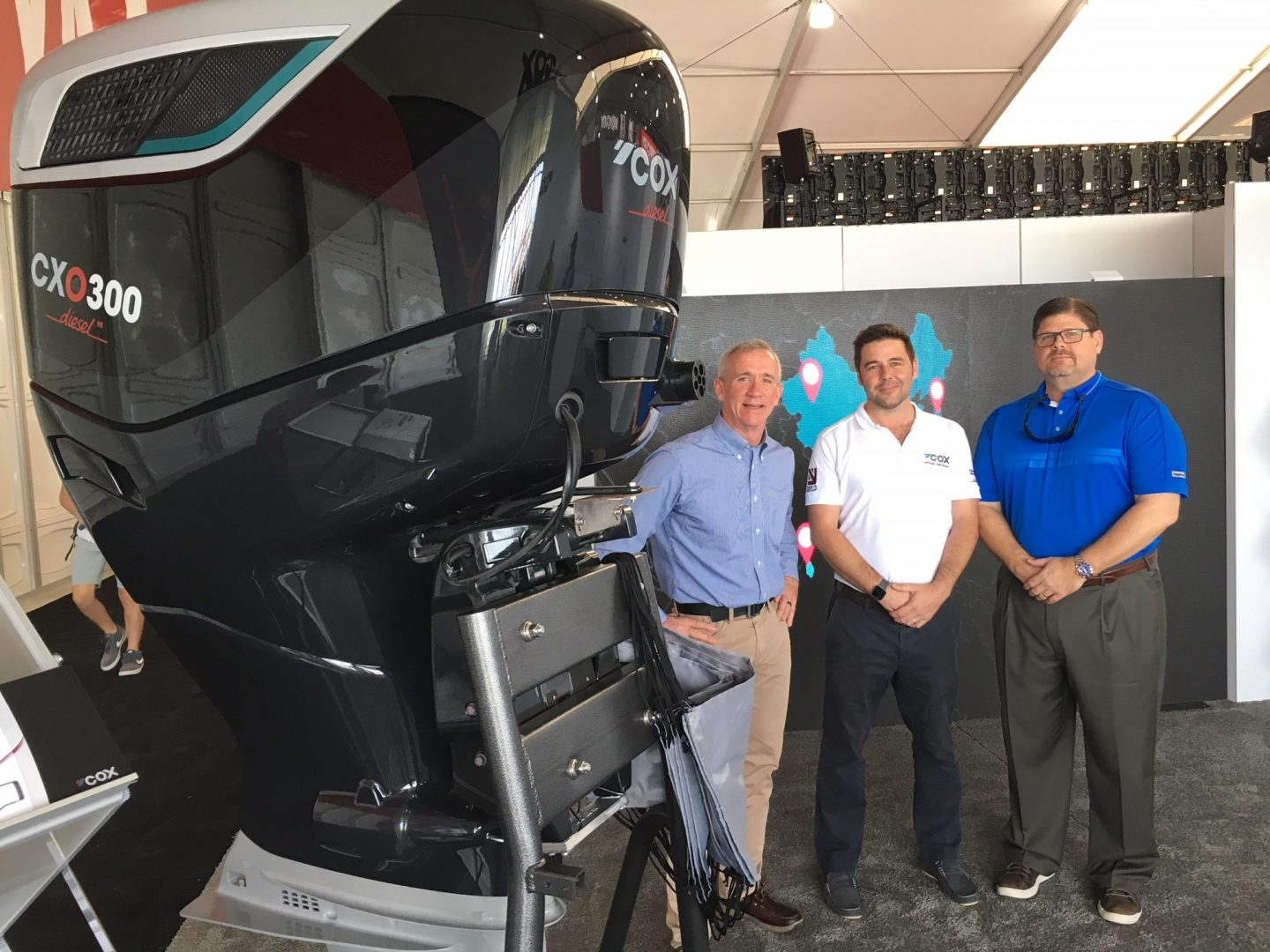 Ring Power Announced as Cox Powertrain's Florida Distributor