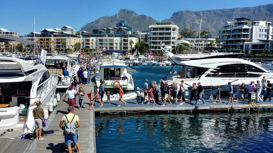 Cape Town International Boat Show