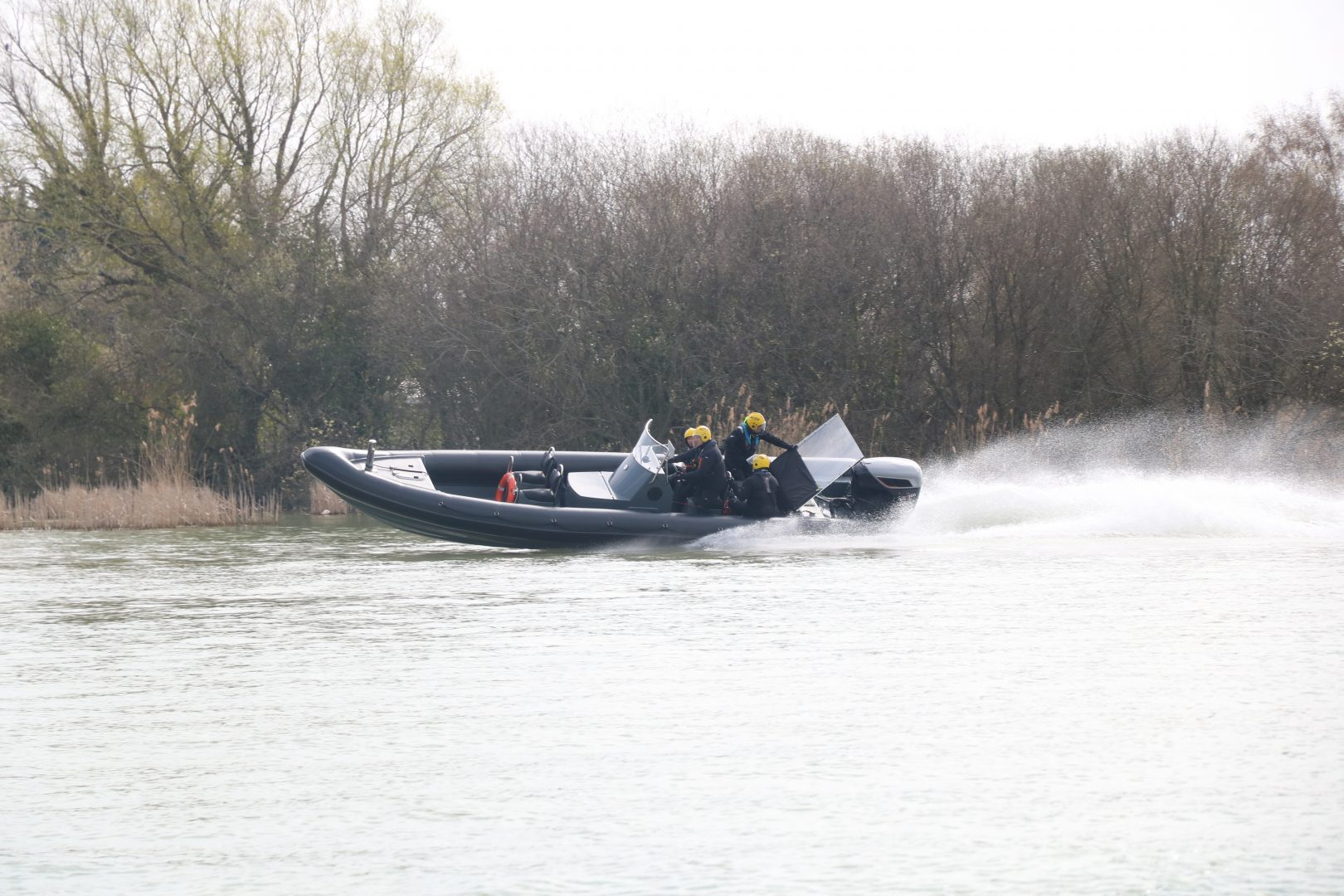 What affects boat speed?