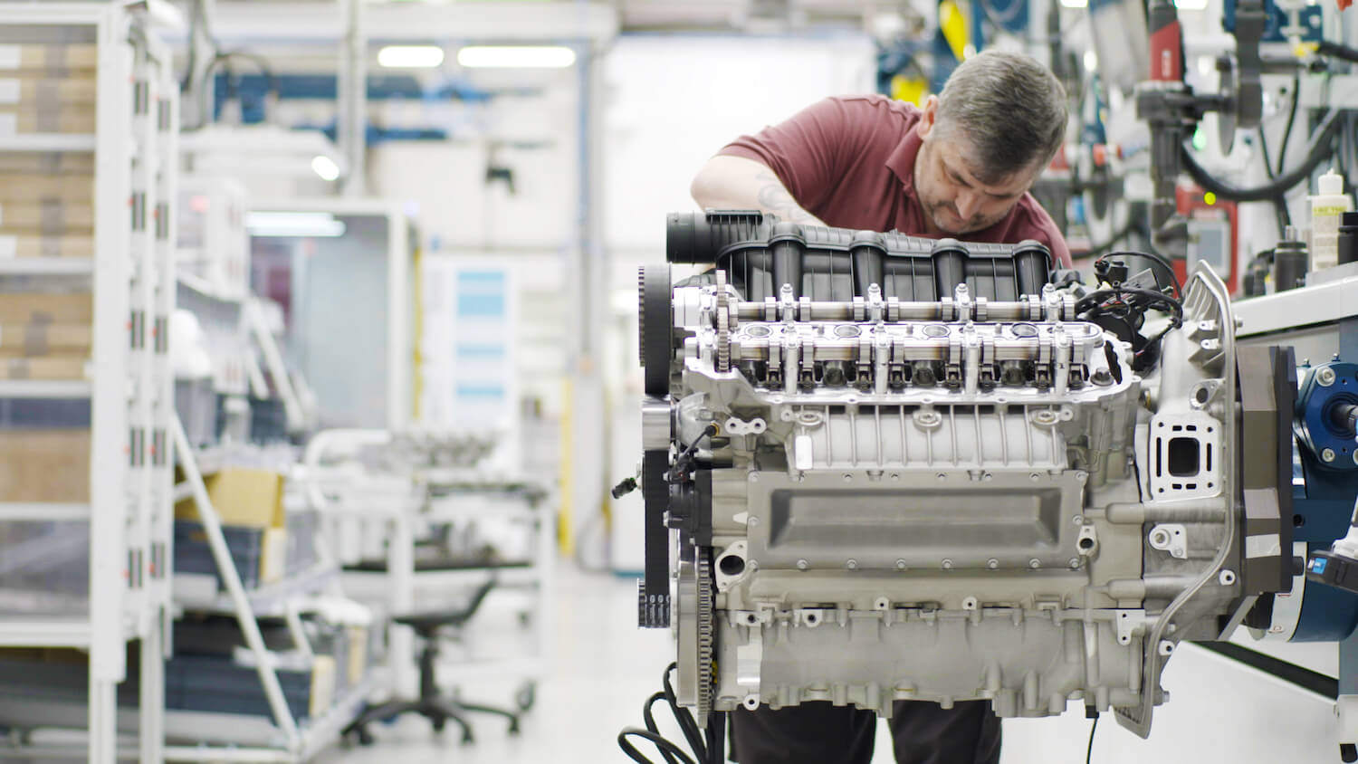 Production of Cox's Market-revolutionising Diesel Outboard Begins