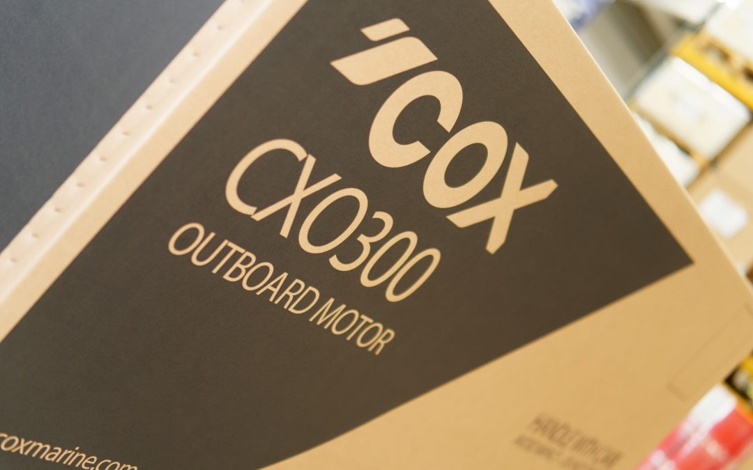 Cox production diesel outboards make their way to North America