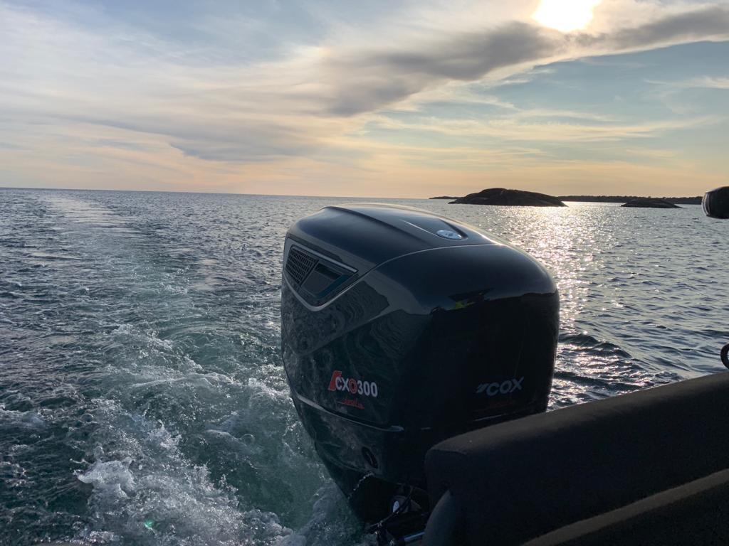 Cox Powertrain to Demonstrate CXO300 at Genoa International Boat Show