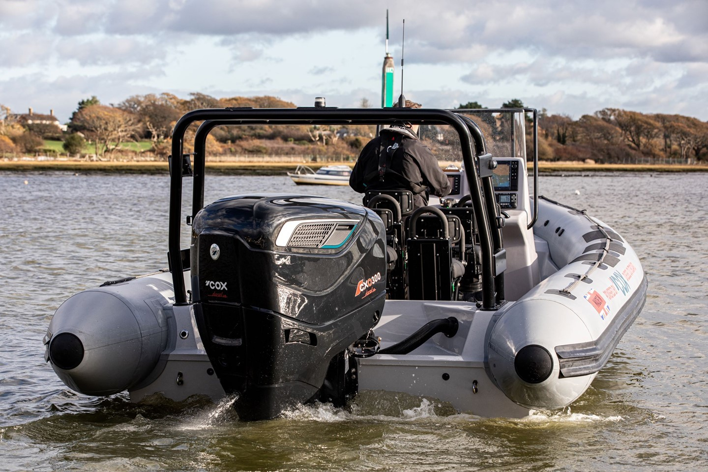 Happy New Year! We hope you all enjoyed the festive break. We're looking forward to what 2021 will bring but in the meantime, find out what our UK distributor, Berthon Power Ltd predict for the future of marine.   Link in bio   #CXO300 #CoxPowertrain #DieselPower #DieselOutboard #Diesel